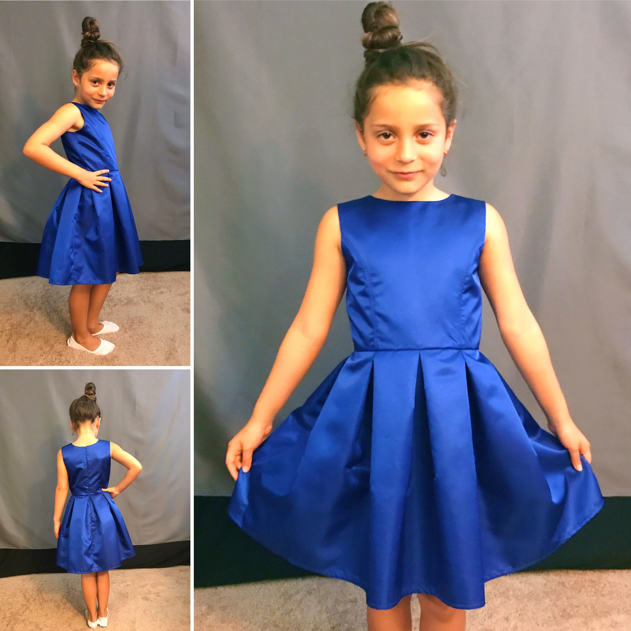custom dress for girl / seamstress