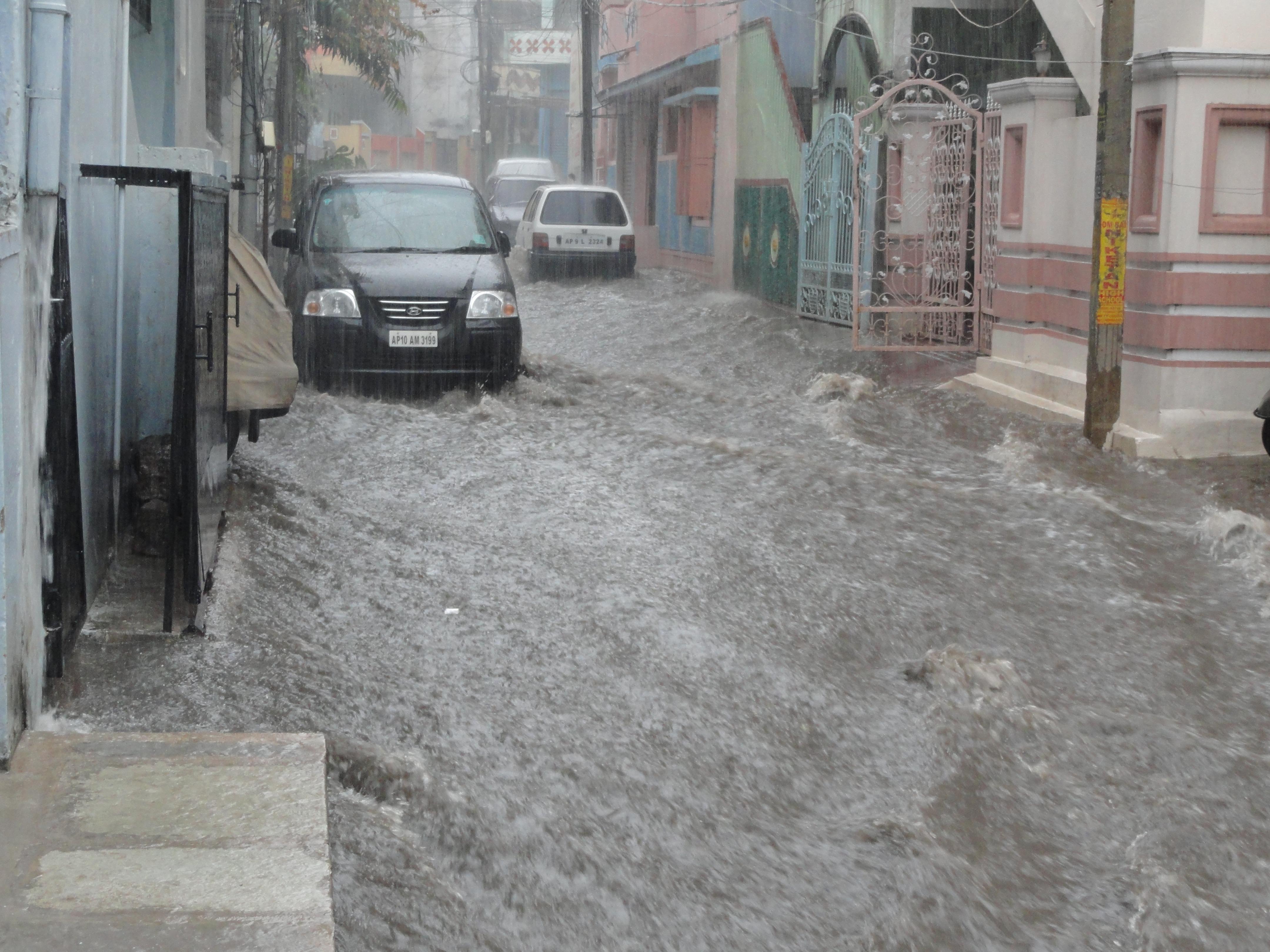 Emergency Flood Sandbags