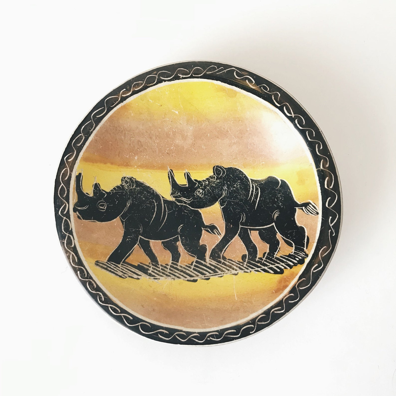 Soapstone ring dish from wild home online