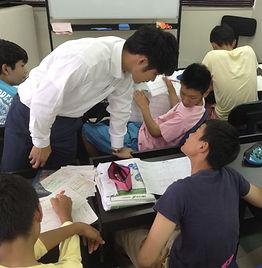 学習塾のattaim鳳校中学生