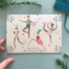 Ladies Dancing Christmas 2018