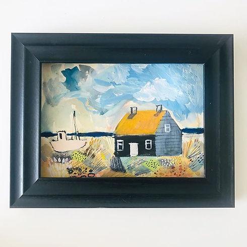 Fishermans cottage 2019