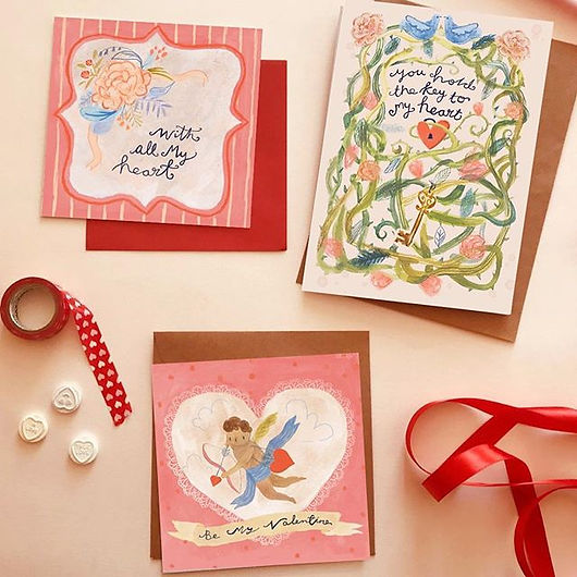Valentines Cards 2019