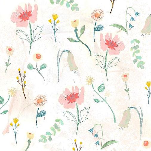 A spring pattern 2019