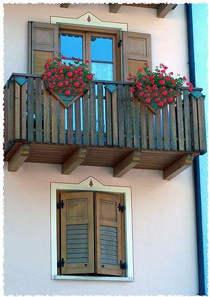 Al Pont appartamenti balcone sul brenta