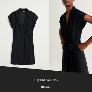 2 Hey Charlie outfit staffing hotess eve