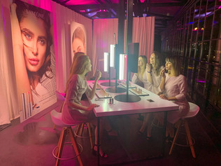 Lancôme event, organised by Simply Better
