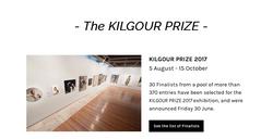 The KILGOUR PRIZE