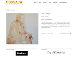 WINNER Cossack Art Award portraits