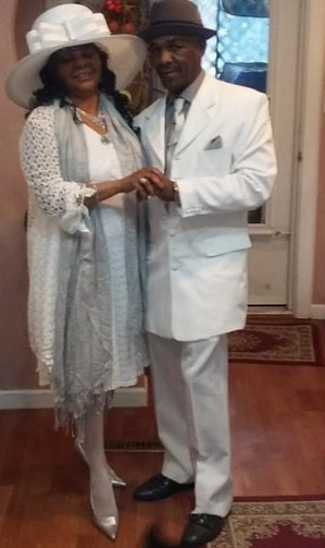 Brother Victor Tensley and his Stunning Wife Stevana