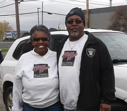 Brother Clifford Doss dedicates his life to his bride Sister Marsha