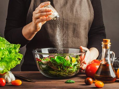 Temperos para salada: veja 3 dicas diferentes!