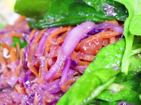 Salada de Rúcula Mistral