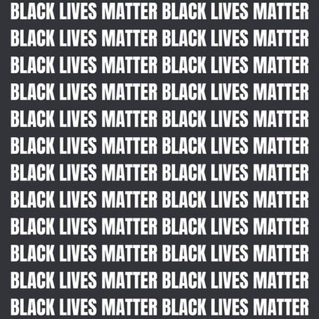 BLACK LIVES MATTER: Anti-Racism Resources