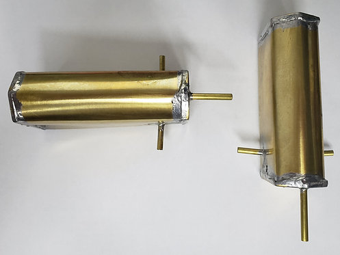 Tanque  p/ VCC  Gd1 (Latão - A 42,5mm x L 23mm x C 78mm) - Aerobrás