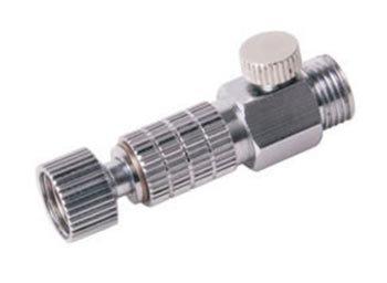 Engate Rápido Quick disconnector e regulador p/ aerógrafo - Fengda