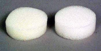 Espuma para filtro de ar (2) - Duratrax
