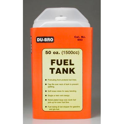 Tanque de combustível 50 oz -Dubro