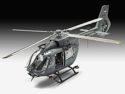 Kit p/ montar e pintar H145M LUH KSK surveillance + troop transport  1/32-Revell