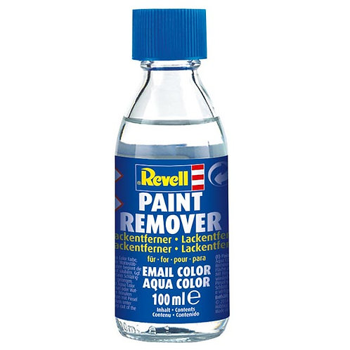 Removedor de tintas 100 ml - Revell