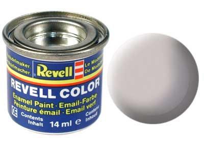 Tinta Revell - Esmalte sintético - Cinza médio USAF - 14ml