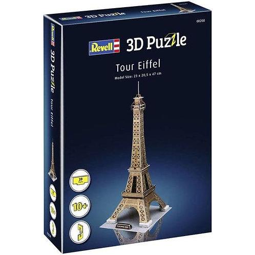 Torre Eiffel - 3D Puzzle - Revell