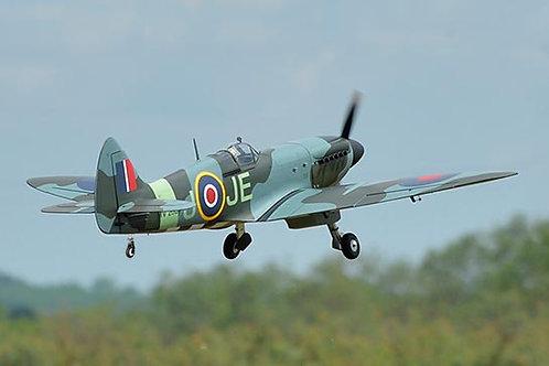 Spitfire 50-61cc ARF - Escala 1/4,75 ( Elétrico e combustão) - Phoenix