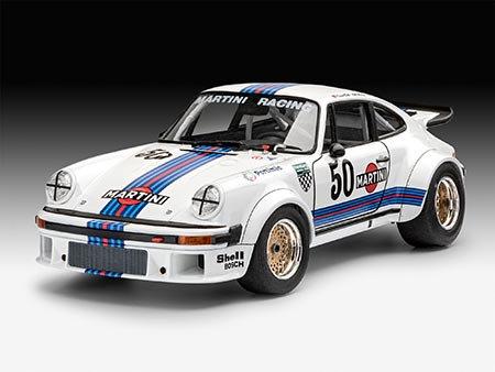 Porsche 934 RSR Martini - 1/24 - Revell