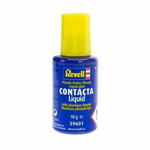 Contacta Liquid - Cola Liquida com Pincel -Revell