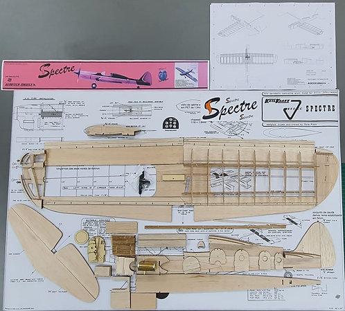 Kit Spectre 25 VCC + Esquadros (brinde)