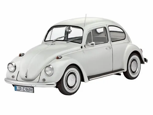 VW Fusca Beetle Limousine 1968 - 1/24 - Revell