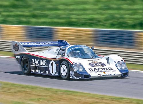 Porsche 956 - 1/24 - Italeri