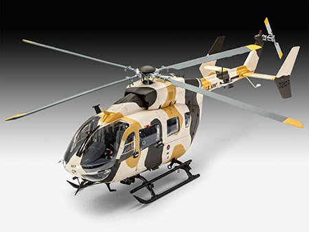 Kit p/ montar e pintar Helicóptero UH-72A Lakota 1/32 - Revell