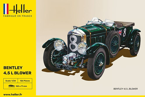 Bentley 4.5L Blower - 1/24 - Heller