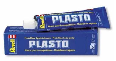 Massa Plástica para Modelismo - Revell