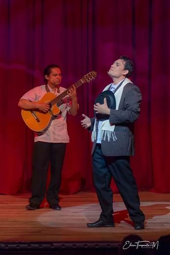 Volver - Julio, el musical