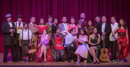 Elenco Segunda temporada, Julio el musical