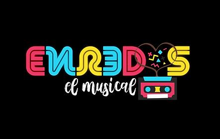 Logo Enredos, el musical