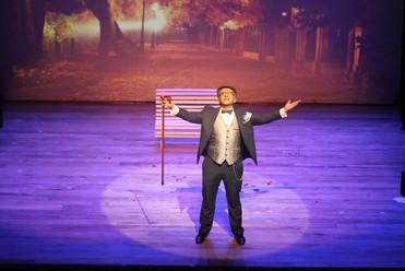 Juan Carlos Flores en Amante a la Antigua