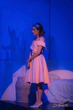 María Angélica Ruiz en Julio, el musical