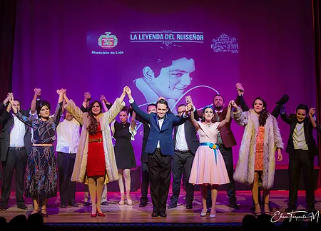 Julio el Musical, despedida