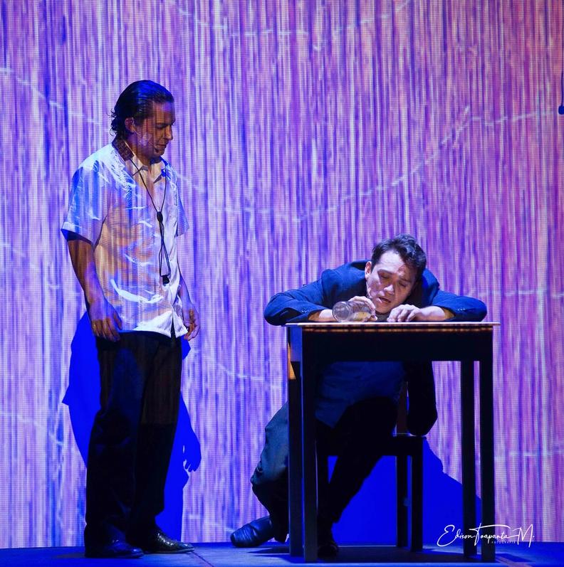 Julio, el musical - Teatro Bolívar