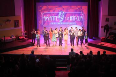 Despedida de Loja, Teatro Bolívar