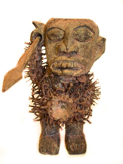 Antique Tribal Man