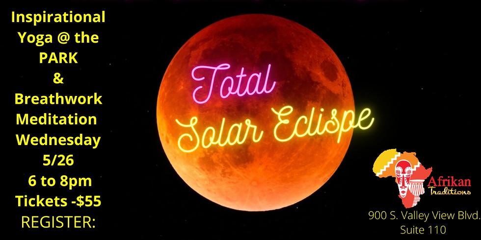 Total Solar Eclispe