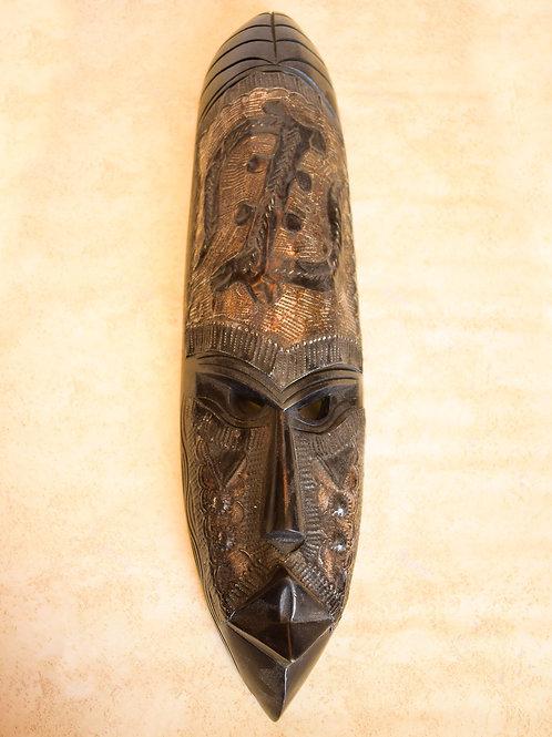 Antique Ebony Mask