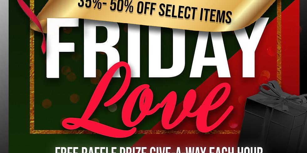 Black Friday Love