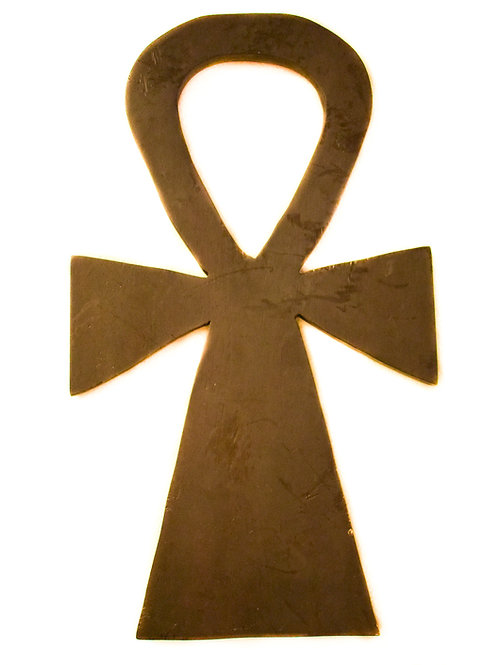 Solid Wooden Ankh