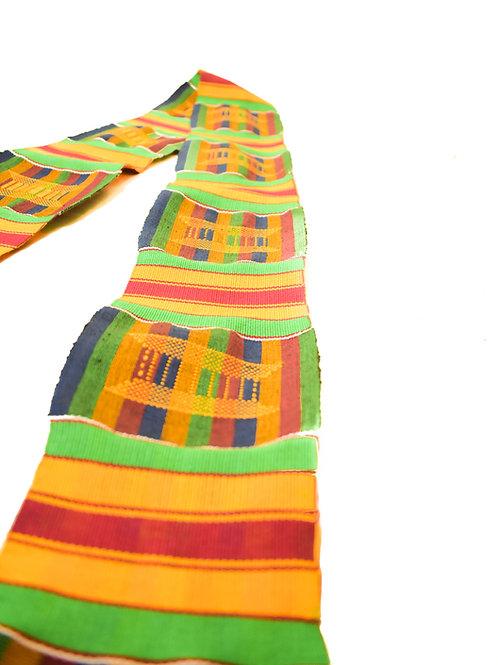Kente Cloth Scarf