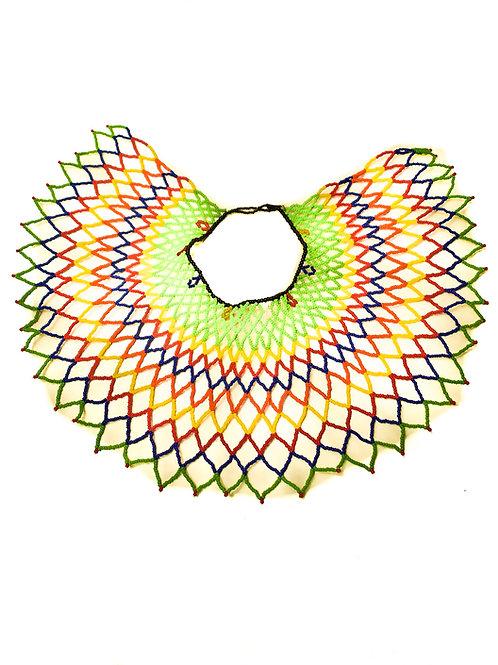 Beautiful Beaded Queen Necklace